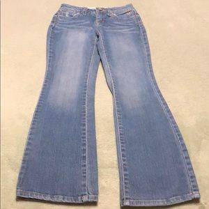 Justice girl jeans